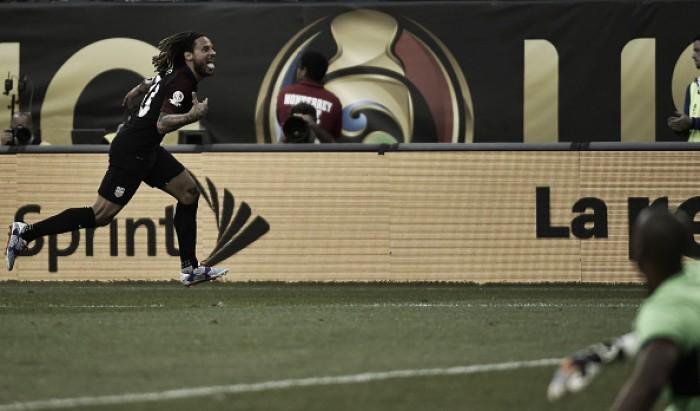 Estados Unidos goleia Costa Rica e se recupera de tropeço na estreia da Copa América