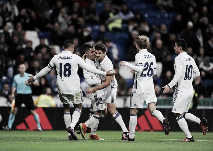 Filho de Zidane estreia com gol, Real Madrid goleia Cultural Leonesa e avança na Copa do Rei