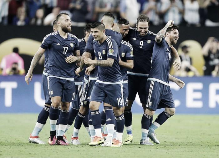 Argentina: o caminho até a final da Copa América Centenário