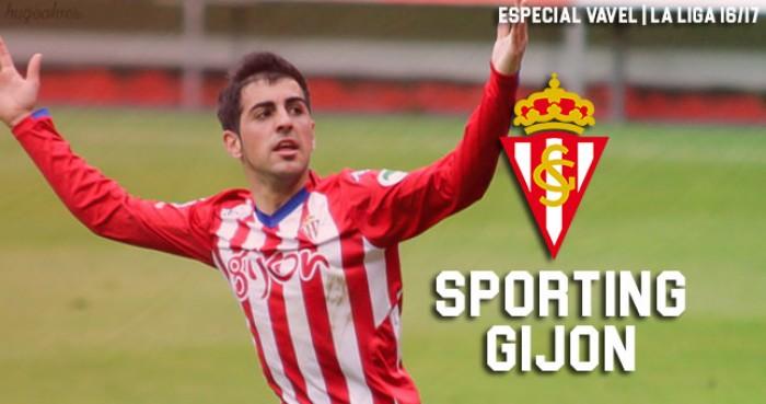 Especiais La Liga 2016/17Sporting Gijón: por um campeonato sem sustos