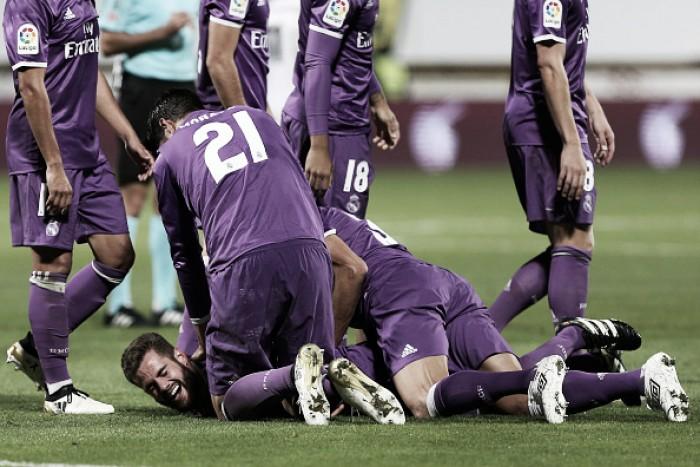 Com direito a pintura de Nacho, Real Madrid atropela Cultural Leonesa na Copa do Rei