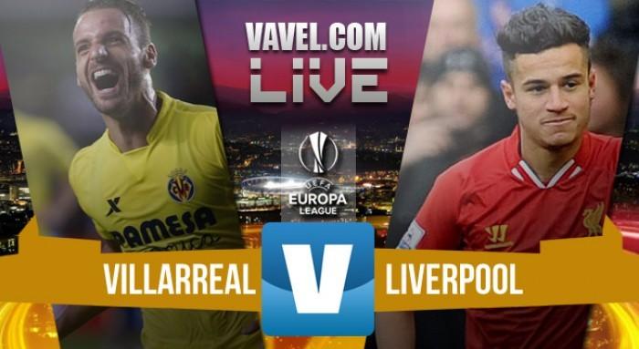 Risultato finale Villarreal - Liverpool in Europa League 2016 (1-0):Adriàn Lopez Al 92' regala la vittoria al Villarreal