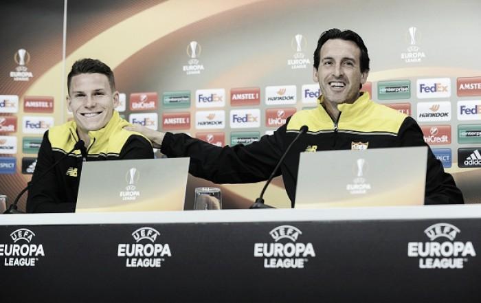 Gameiro, Unai Emery e as peças fundamentais da campanha do Sevilla na UEL