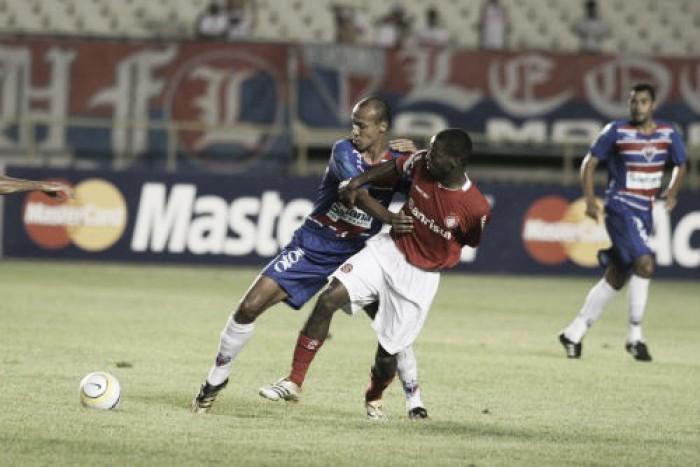 Internacional recebe surpresa Fortaleza buscando retomar caminho das vitórias