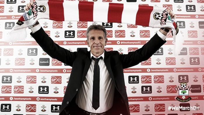 Southampton oficializa acerto com técnico francês Claude Puel por três temporadas