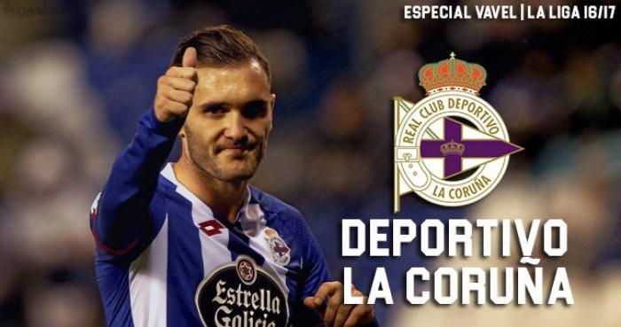 Especiais La Liga 2016/17 Deportivo La Coruña: permanência na elite sem sustos
