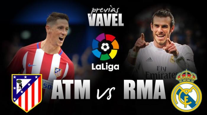 Real Madrid visita Atlético para acabar com críticas e fazer manutenção da liderança