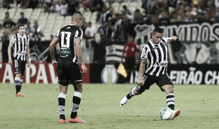 Rafael Costa decide, Ceará bate Londrina e chega à terceira vitória seguida na Série B