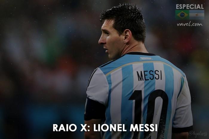 Raio-X: Lionel Messi