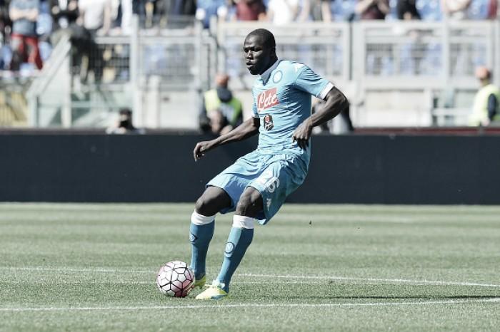 """Presidente do Napoli faz duras críticas a Koulibaly: """"Criou danos milionários"""""""