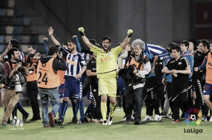 40ª rodada da Adelante tem Alavés a um passo do acesso e grande briga pelos playoffs