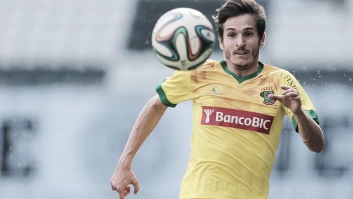 Las Palmas anuncia lateral-esquerdo português Hélder Lopes por duas temporadas