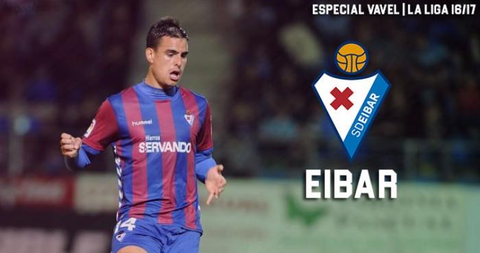 Especiais La Liga 2016/17 Eibar: fazer mais uma temporada tranquila