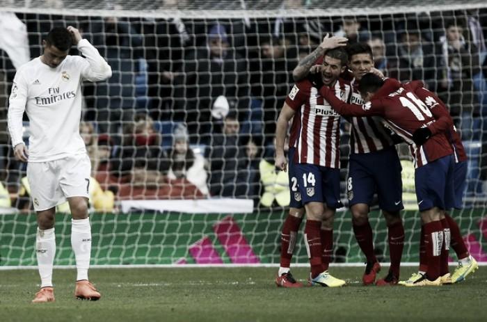 Atlético de Madrid e sua recente superioridade sobre o Real no Campeonato Espanhol