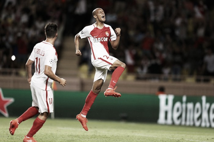 Monaco bate Villarreal com gol de Fabinho no fim e avança à fase de grupos da UCL