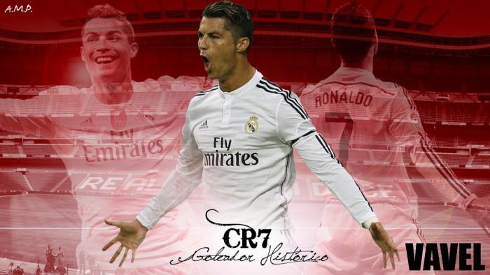 """Cristiano Ronaldo: a máquina de gols do Real Madrid pela famosa """"Undécima"""""""