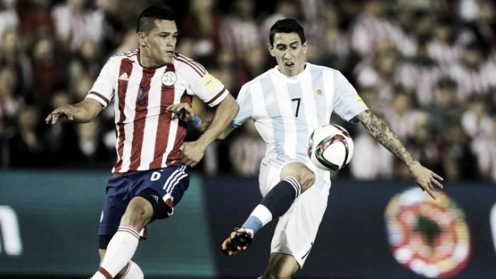 Argentina perde para o Paraguai pelasEliminatórias da Copa 2018 (0-1)