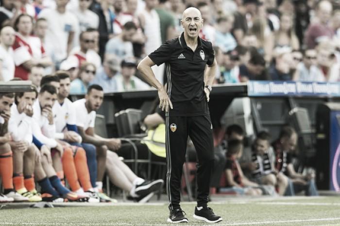 Valencia demite técnico Pako Ayestarán após péssimo início no Espanhol