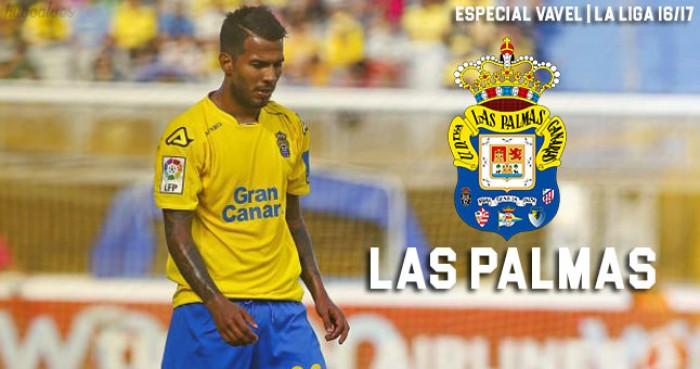 Especiais La Liga 2016/17 Las Palmas: regularidade e tentando surpreender