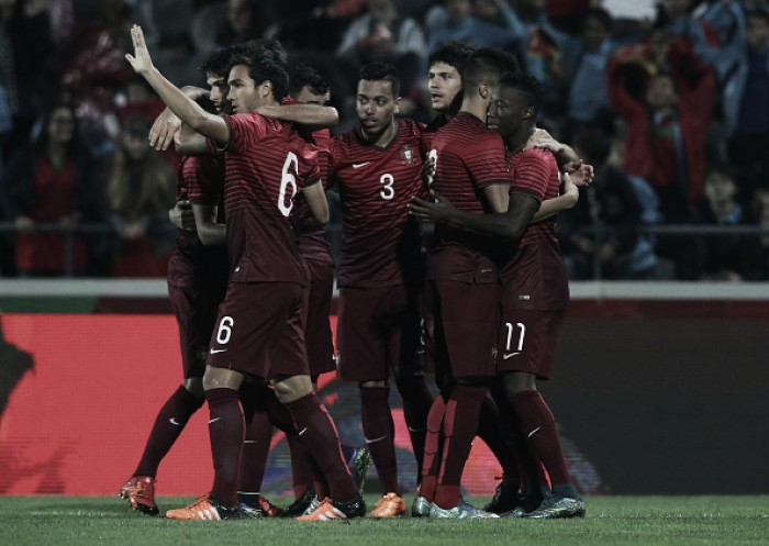 Com vários desfalques, Portugal quer surpreender no futebol masculino
