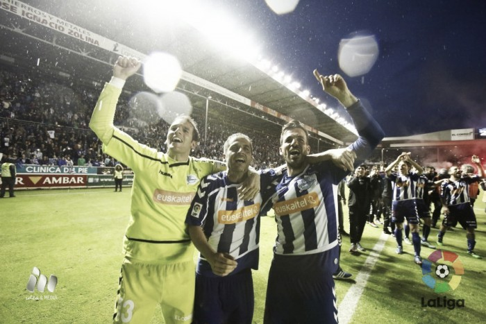 Alavés confirma acesso na penúltima rodada; Leganés e Nàstic disputam última vaga direta