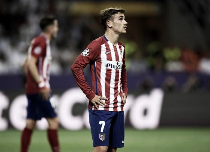 Griezmann estende vínculo com Atlético de Madrid por mais uma temporada