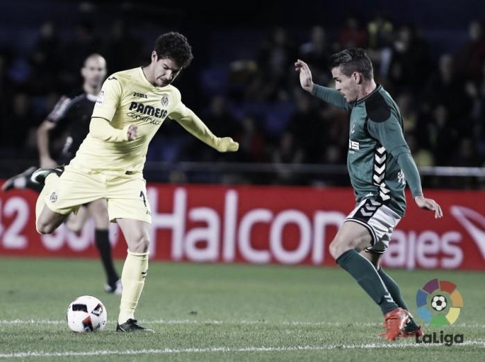 Pato marca e Villarreal avança na Copa do Rei ao empatar com Toledo