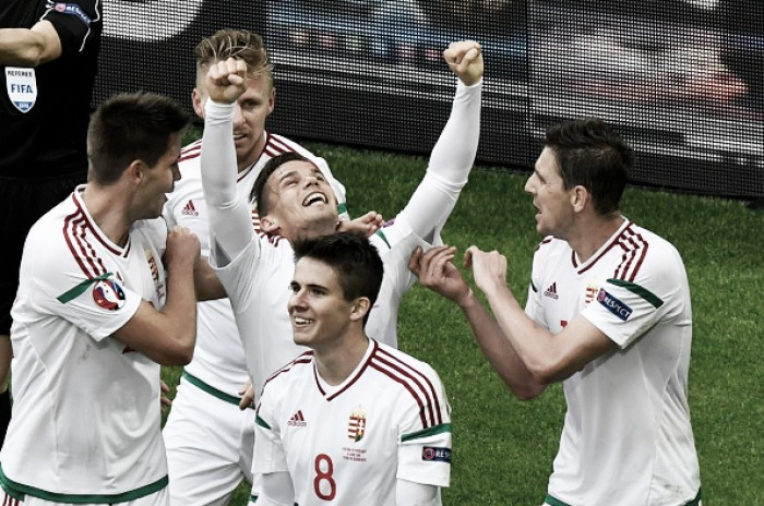 Hungria supera Áustria e estreia com vitória na Euro 2016