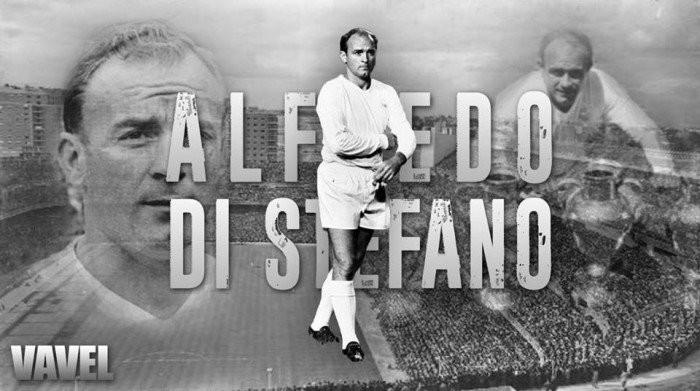 Recordação a Di Stéfano, um dos maiores ídolos da história do Real Madrid