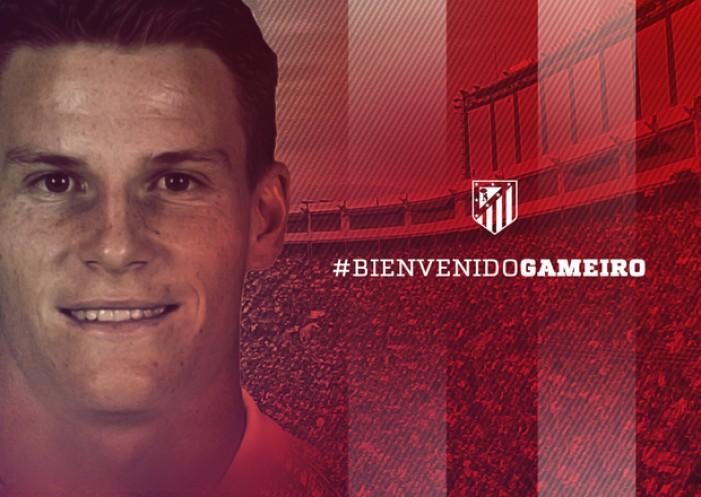 Destaque no Sevilla, Gameiro é contratado pelo Atlético de Madrid por quatro anos