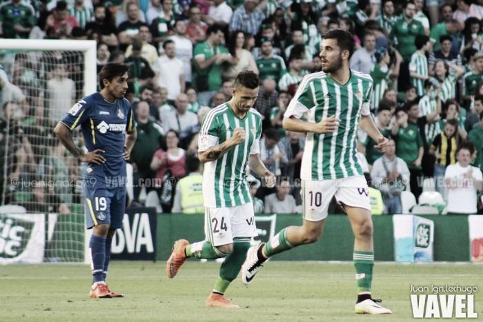 Real Bétis vence Getafe e rebaixa equipe de Madri à Liga Adelante após 12 temporadas