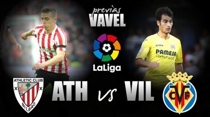 Athletic Bilbao e Villarreal se enfrentam com objetivos na parte de cima da tabela