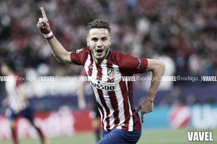 Após temporada de destaque, Saúl renova até 2021 com Atlético de Madrid