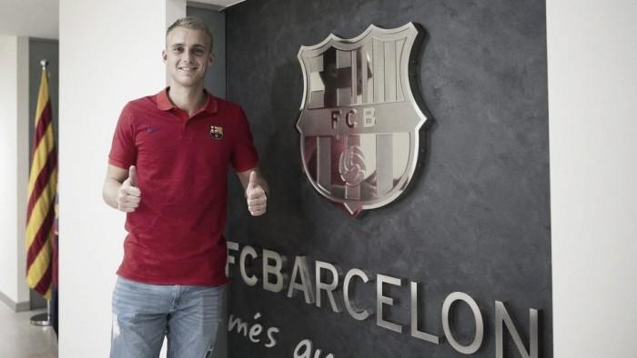 Barcelona age rápido e anuncia holandês Jasper Cillessen para lugar de Claudio Bravo