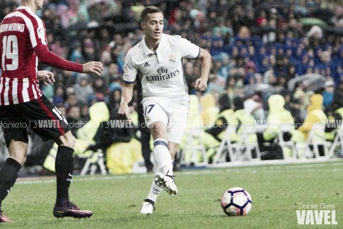 Após Kroos e Modric, meia Lucas Vázquez renova com Real Madrid até 2021