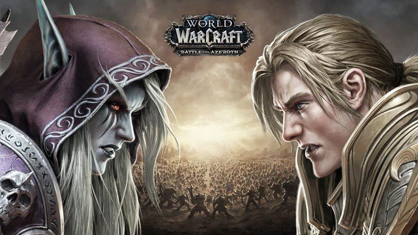WoW: Novidade da Batalha por Azeroth no Spotify