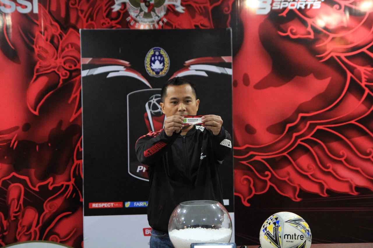 Persebaya Tuan Rumah Laga Pertama Piala Presiden