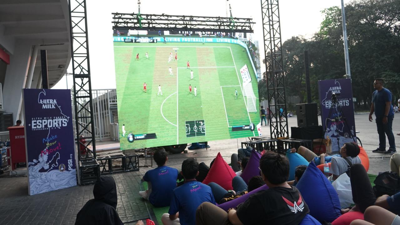 PSSI Support Pengembangan Esports