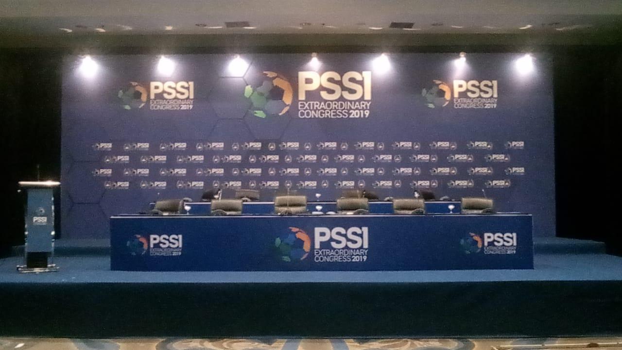 KLB PSSI Siap Diselenggarakan