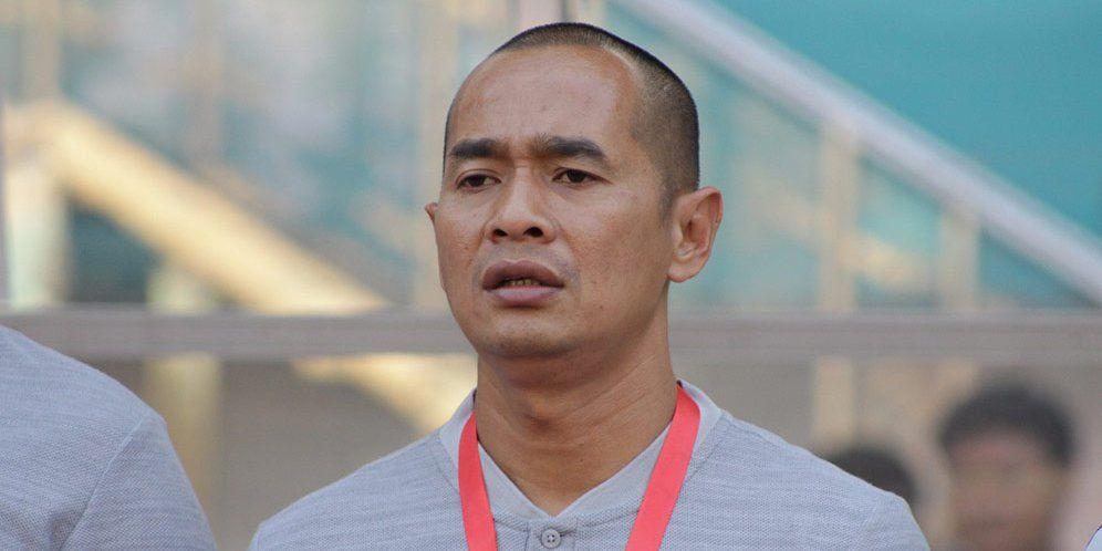 Kurniawan Dampingi Indra Sjafri