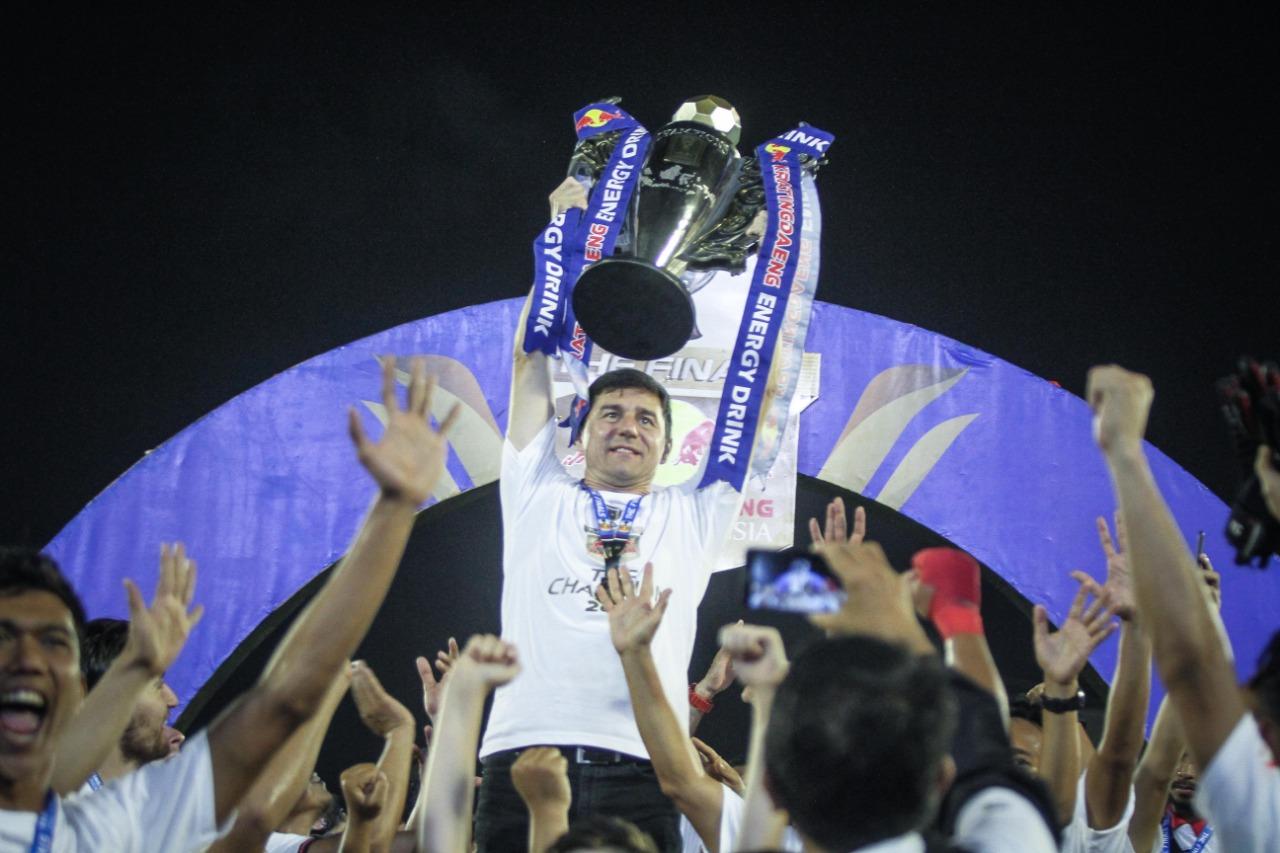 PSSI Apresiasi Penyelenggaraan Laga Final Piala Indonesia