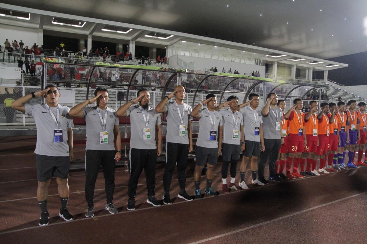 Indonesia Lolos Ke Putaran Final Piala AFC U16