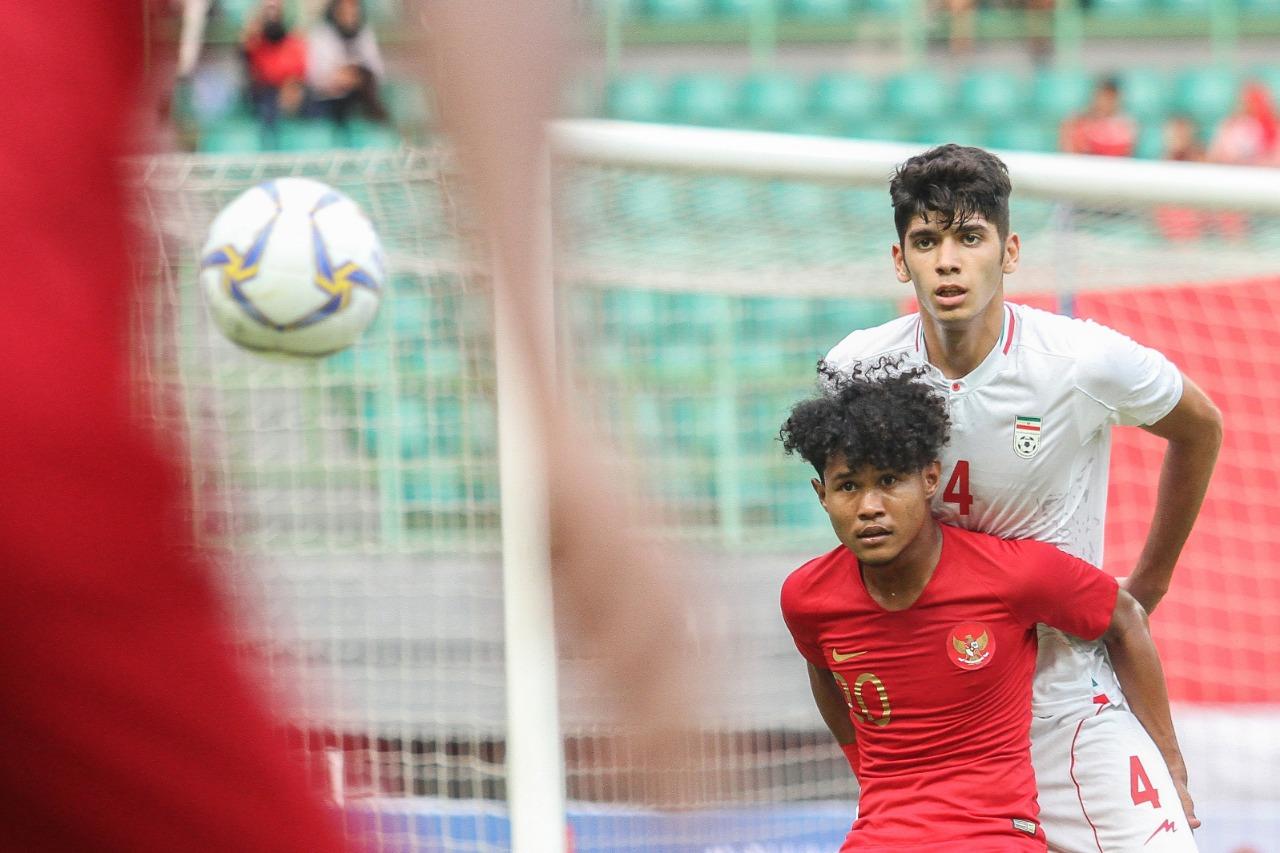 Timnas U19 Dapat Ujian Bagus dari Iran