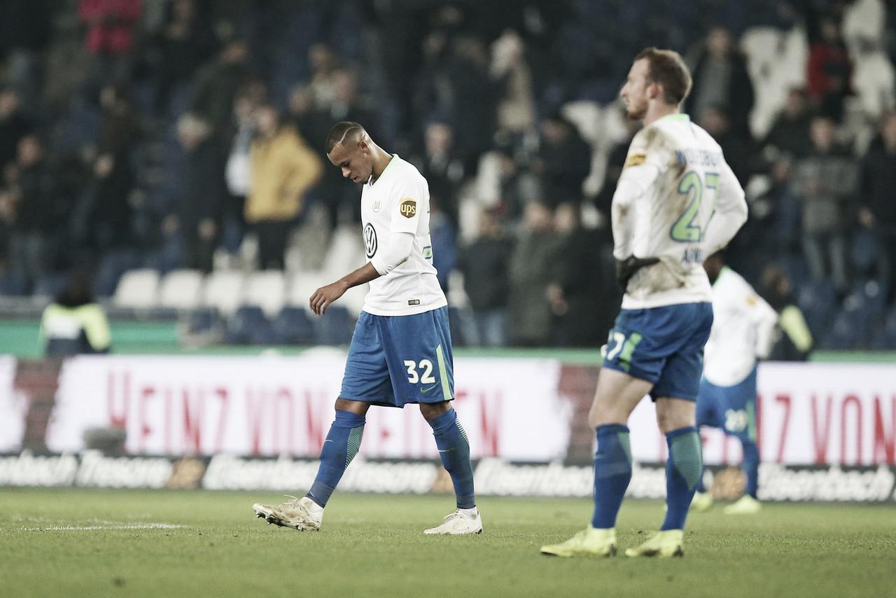 Wolfsburg é surpreendido pelo Hannover fora de casa e volta a perder na Bundesliga