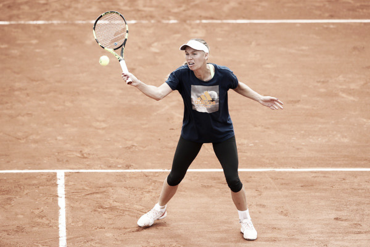 Caroline Wozniacki vs Danielle Collins Live Stream Updates and Commentary of the 2018 French Open First Round