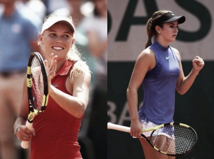 French Open third round preview: Caroline Wozniacki vs Catherine Bellis