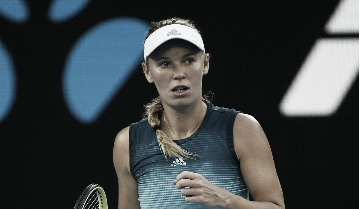 Wozniacki não se recupera de vírus e desiste do WTA Premier 5 de Dubai