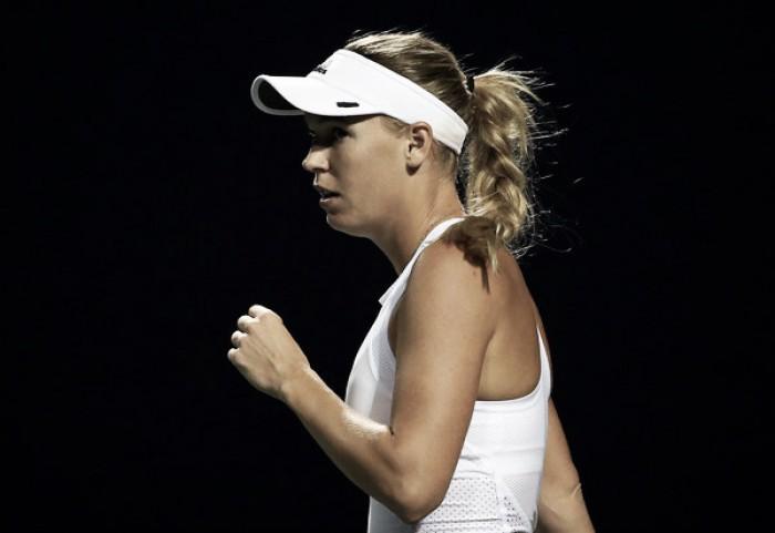 WTA Rogers Cup: Caroline Wozniacki downs Agnieszka Radwanska to reach quarterfinals