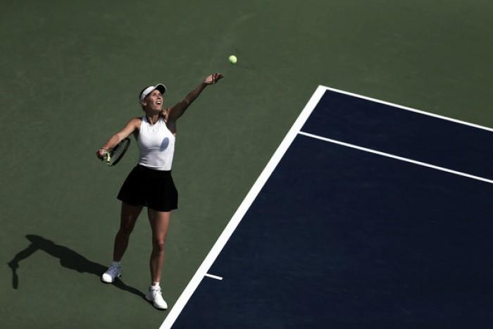 Wozniacki no encuentra rival en Radwanska