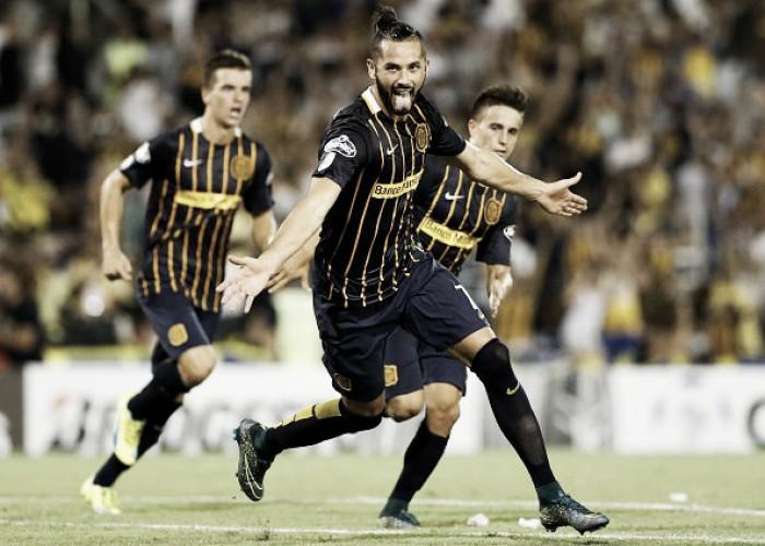 Pinola, Larrondo y Sosa hablaron luego del empate